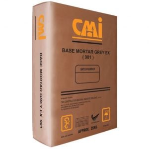 CMI BASE MORTAR GREY EX 981