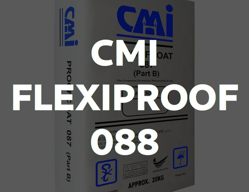 CMI FLEXIPROOF 088
