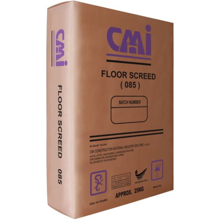 CMI FLOOR SCREED 085