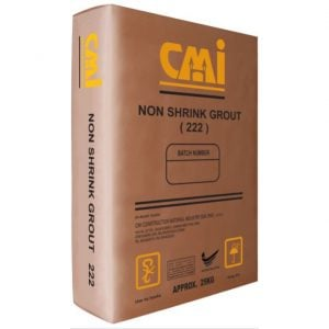 CMI NON-SHRINK GROUT 222